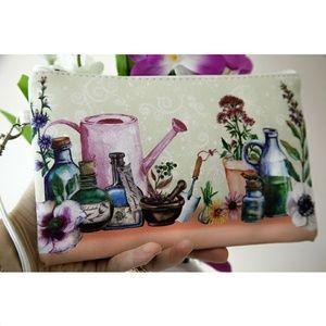 Enchanted Garden - Wristlet